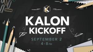 Kalon Prep Kickoff
